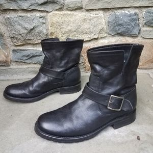 Frye natalie engineer short  ankle boots